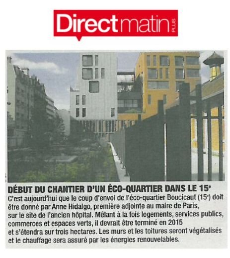 Chantier durable