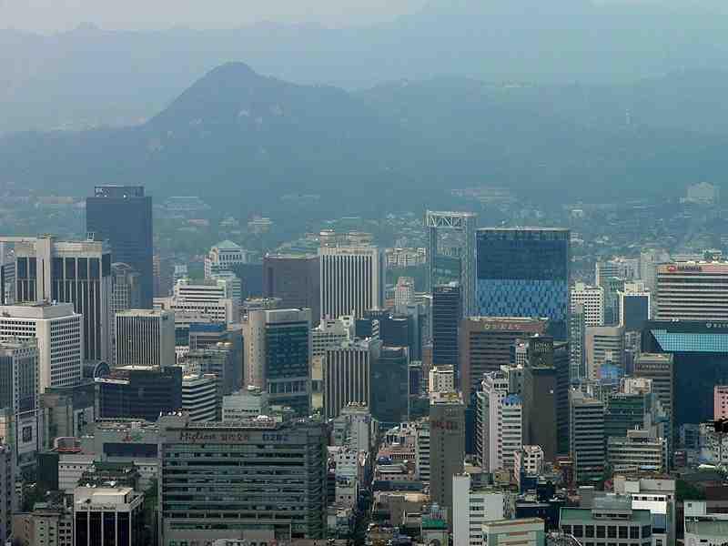 Downtown-seoul